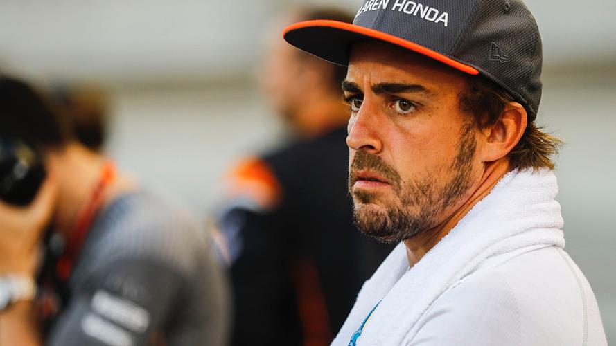 McLaren sintió