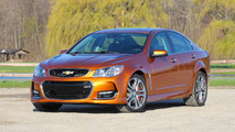 2017 Chevy SS: Review