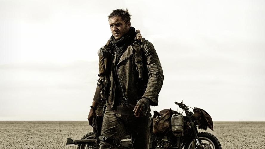 Aktör Tom Hardy motosiklet hırsızını yakaladı
