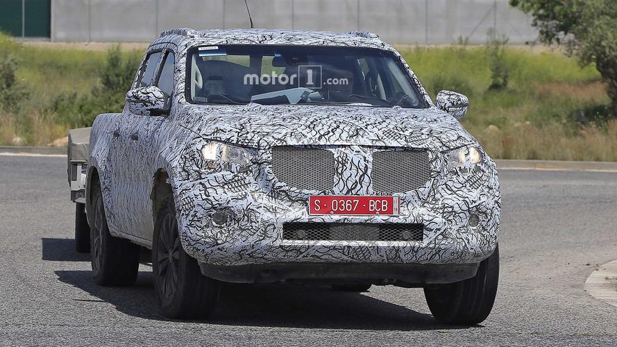 Picape Mercedes Classe X finaliza testes antes da estreia dia 18