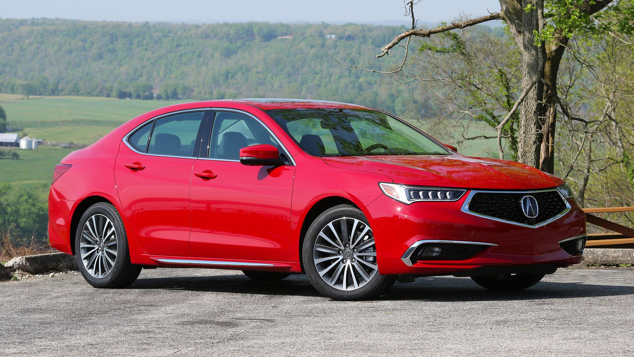 Acura TLX First Drive The Outlier Choice Gets Better - 2018 acura tsx grille