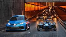 Renault Zoe and Formula E