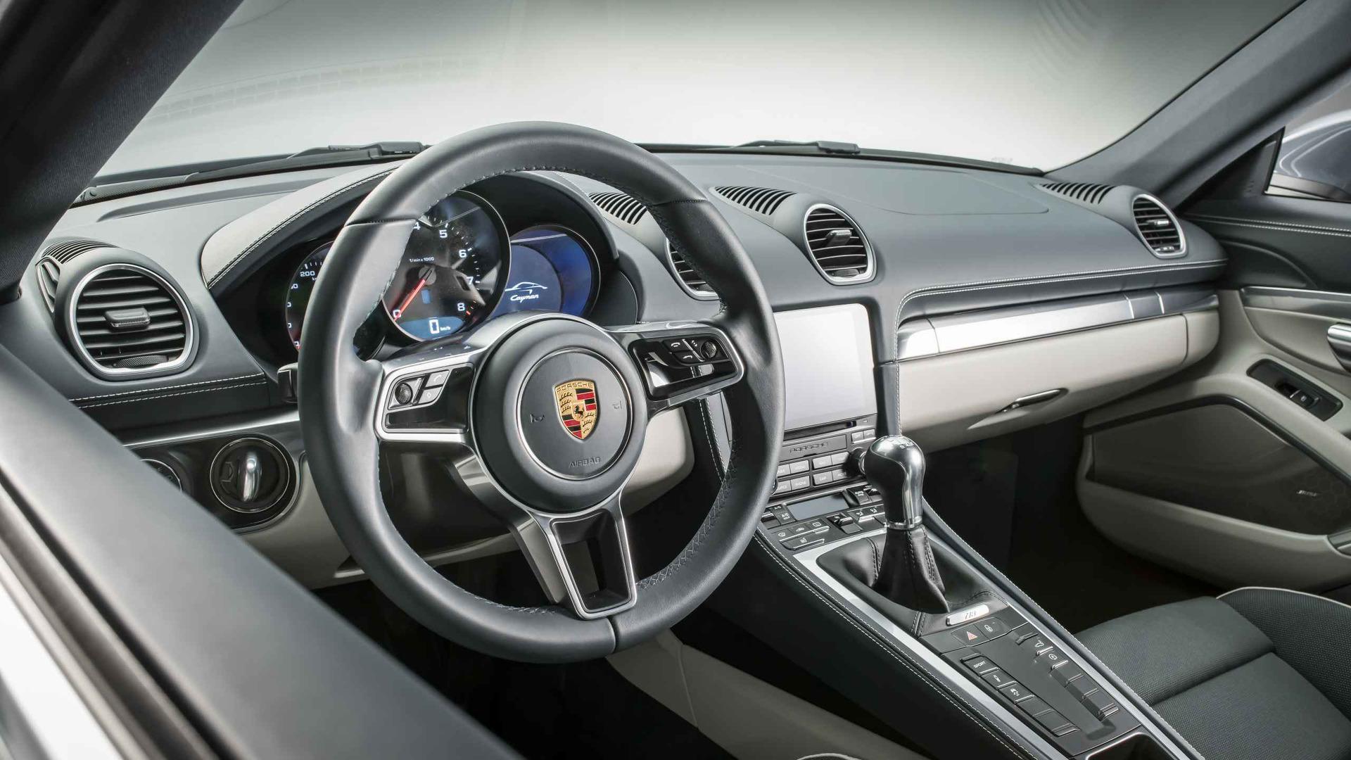 2016 Porsche 718 Cayman review
