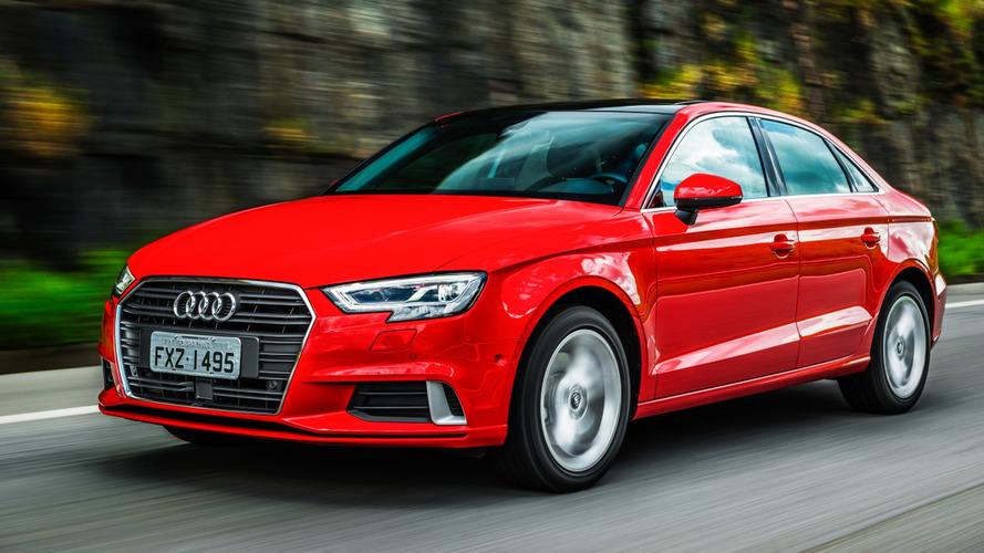 Audi oferece reposição gratuita de grade frontal após casos de furto