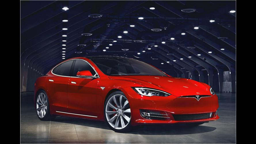 """Tesla verbessert ,Autopilot"""", aktiviert ihn aber nur gegen Aufpreis"""