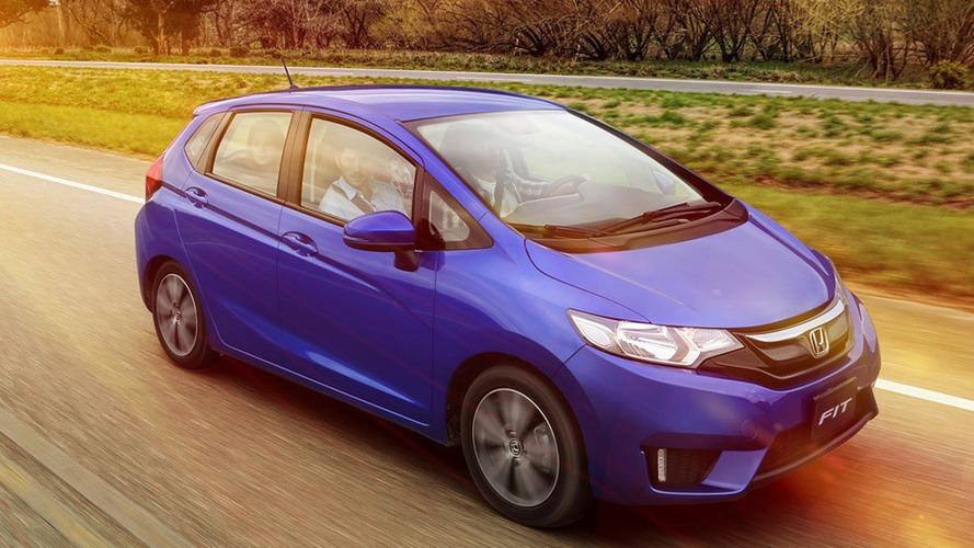 Honda Fit 2017 chega à Argentina com motor 1.5 de injeção direta