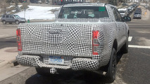 2019 Ford Ranger Pickup Spy Shots