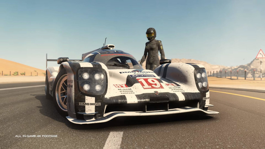 Forza 7 Looks Amazing On The Most Powerful Console Ever Made