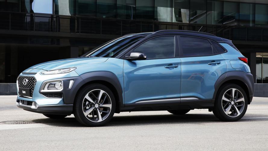 Hyundai Kona (2017) - Le nouveau crossover urbain