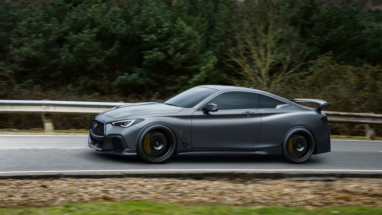 2020 Infiniti Q60 Redesign, Specs, Price, And Concept >> 500 Hp Infiniti Q60 Black S Road Ready Concept May Debut In Paris