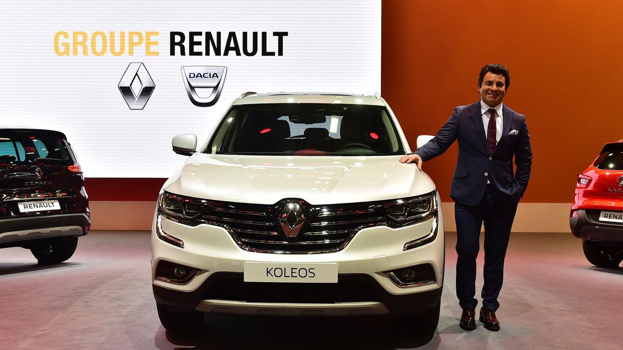 Renault Koleos - Berk Çağdaş