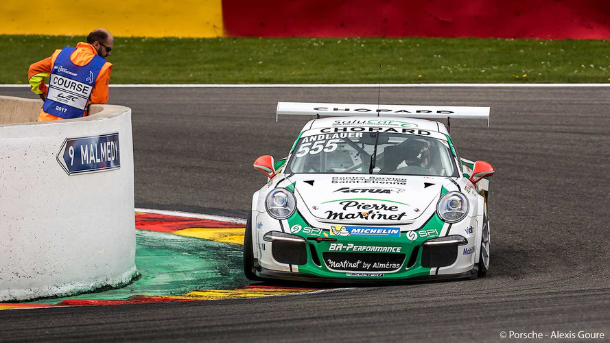 Porsche - Retrouvez nos photos de la Carrera Cup de ce vendredi