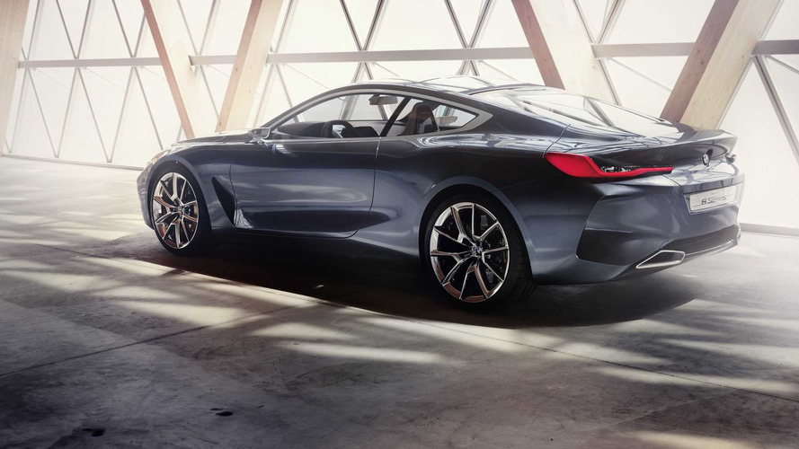 Take A Look At The New BMW 8 Series