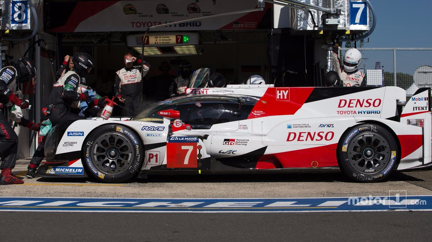 Marshal Mix-Up Caused Lead Toyota's Le Mans Failure