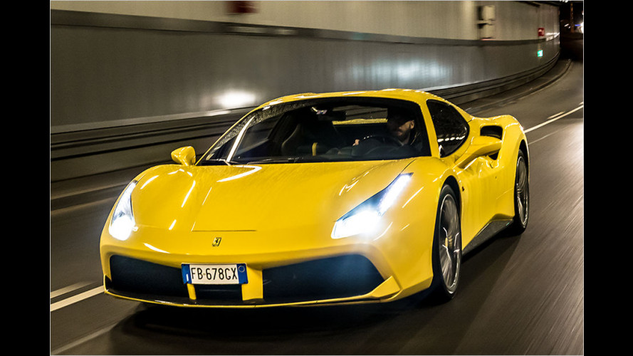 Test Ferrari 488 Spider