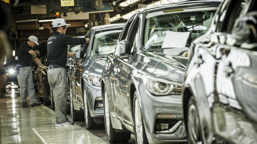2018 Infiniti Q50 production