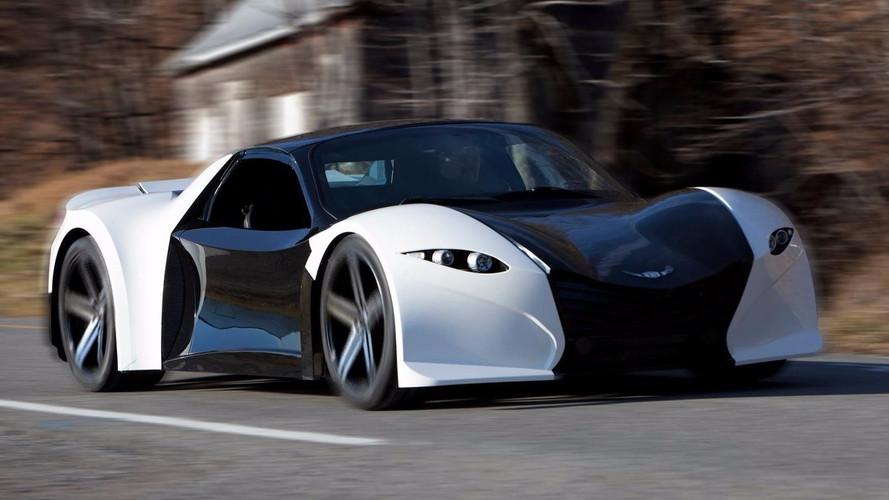 Tomahawk, l'étrange supercar électrique qui promet beaucoup