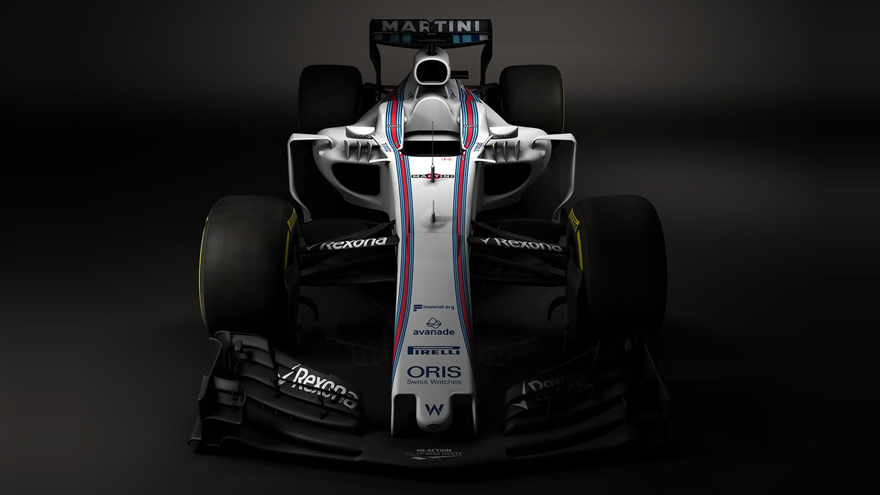 2017 Williams F1 aracı