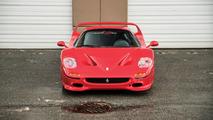 Mike Tyson'ın 1995 Ferrari F50'si
