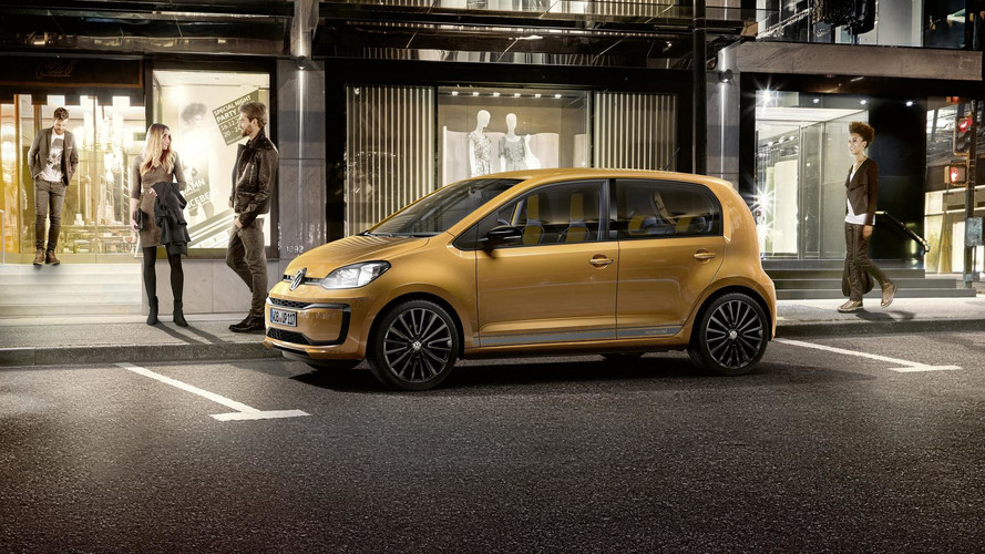 2017 VW up! özel versiyon