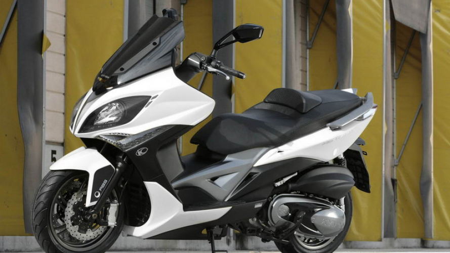 Kymco Xciting 400i ABS 2014