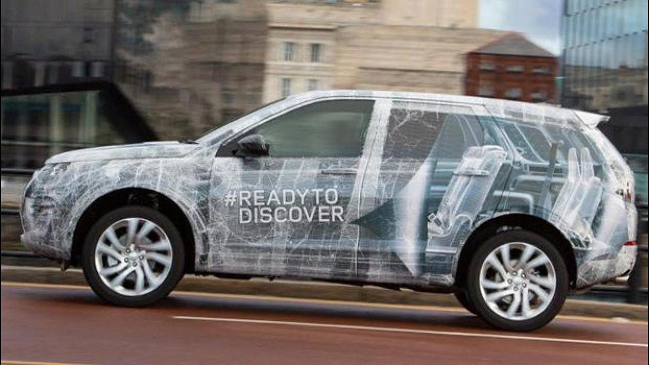 [Copertina] - Land Rover Discovery Sport, ci siamo quasi [VIDEO]
