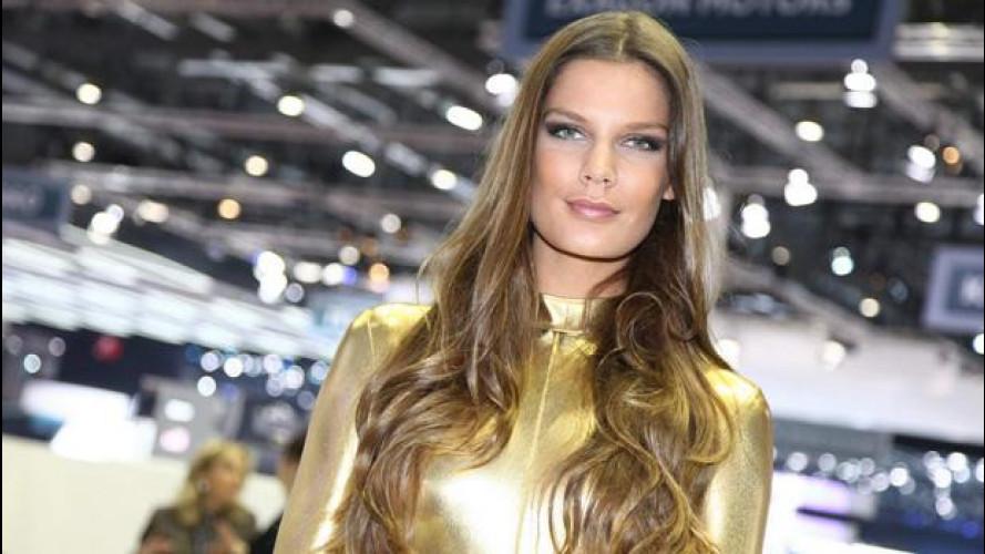 Salone di Ginevra: vota la ragazza più bella