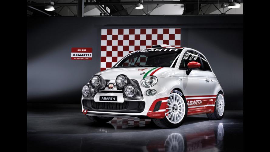 Trofeo Abarth 500 Rally: calendario 2010