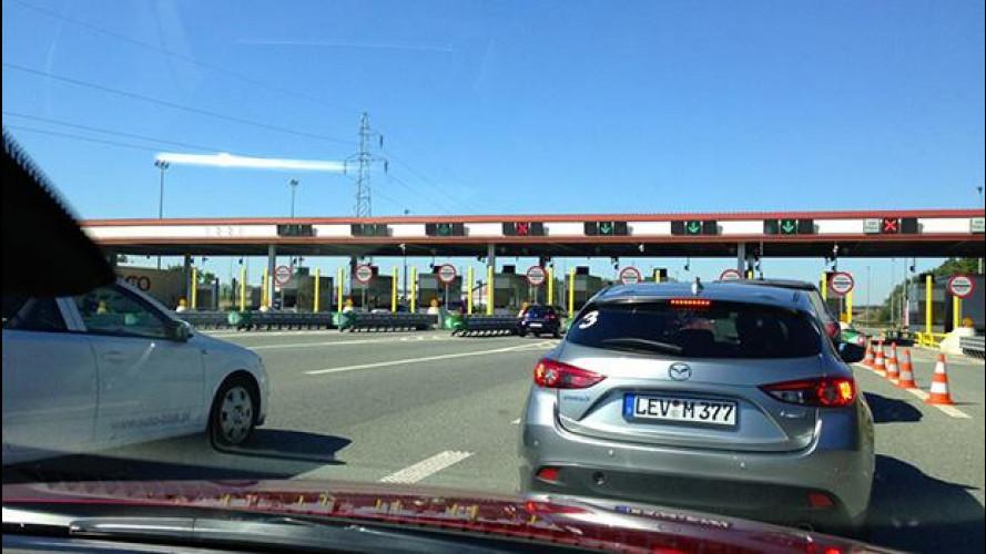 Mazda Route3, inizia l'Autobahn