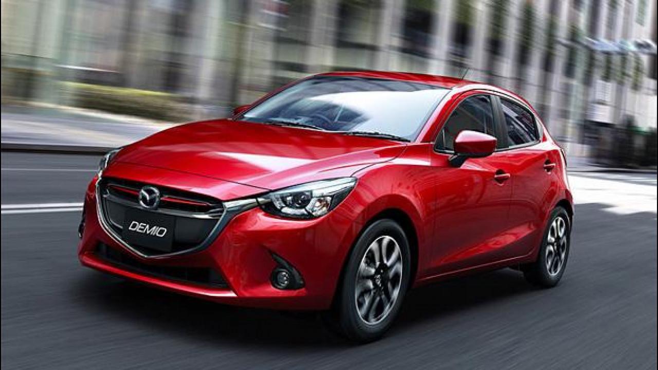 """[Copertina] - Nuova Mazda2, motori 1.5 """"tuttofare"""""""