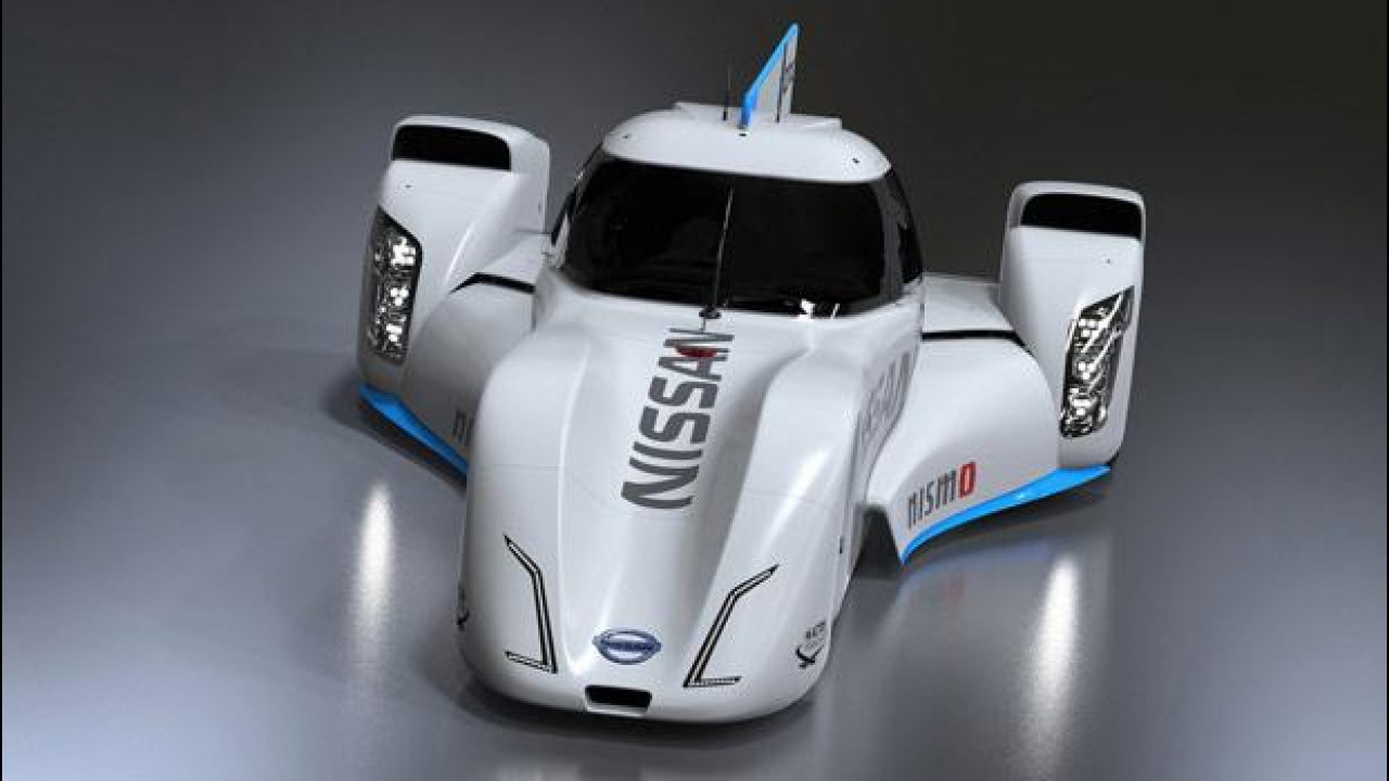 [Copertina] - Nissan ZEOD RC, al debutto in Giappone