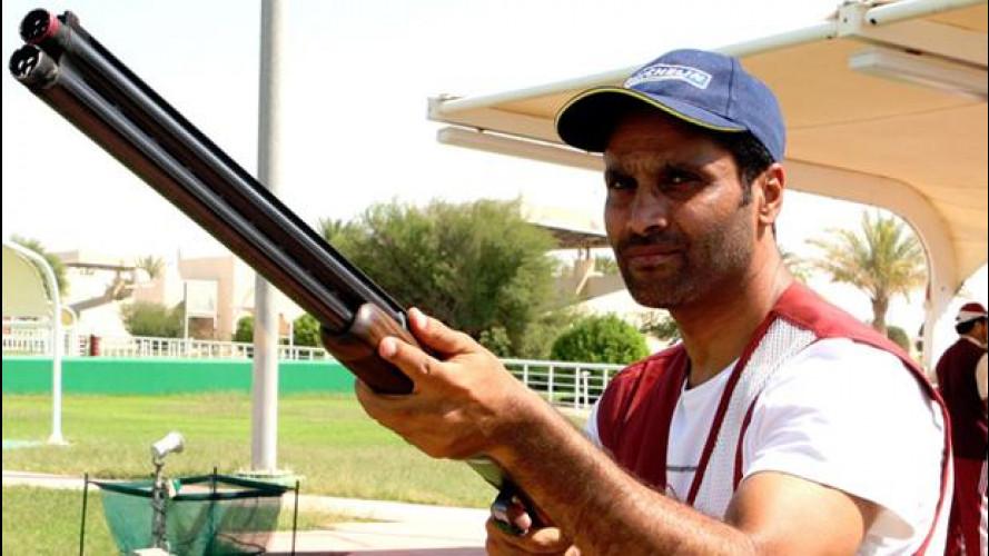 Nasser Al-Attiyah: dai rally al bronzo di Londra 2012