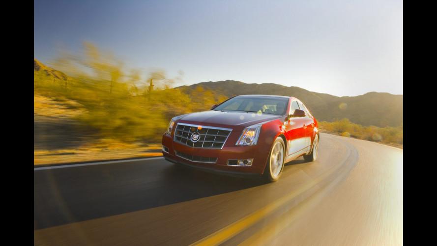 Internet WiFi sulla Cadillac CTS