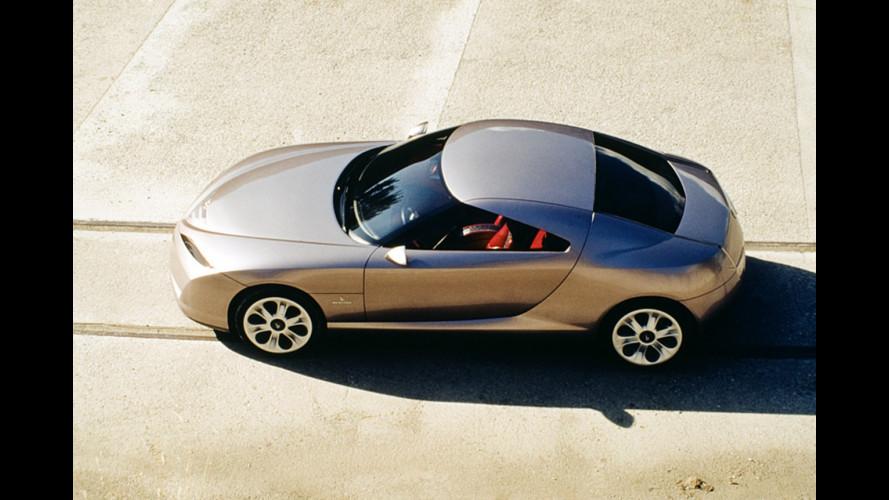 Alfa Romeo GT Cabriolet, l'Alfa mai nata