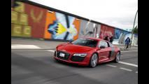 Audi R8 e-tron: nessuna produzione in serie