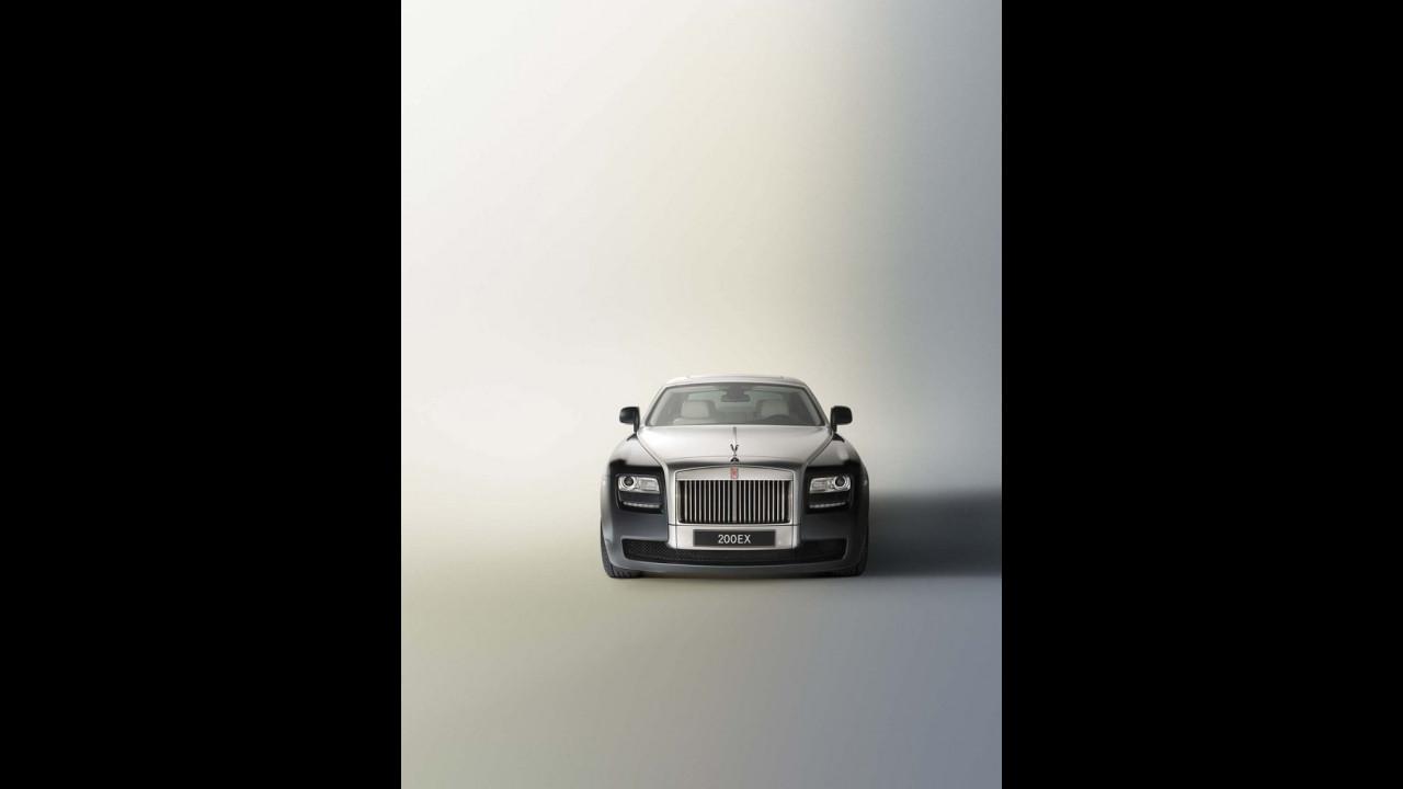 Rolls-Royce 200 EX Concept