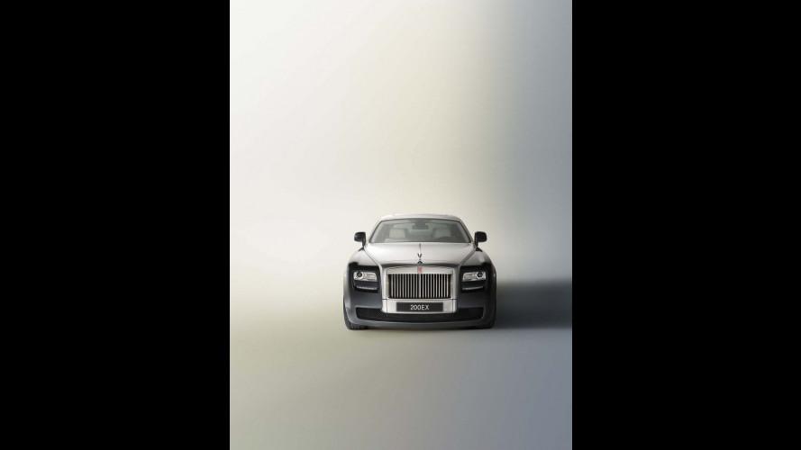 Rolls-Royce Ghost: i dati ufficiali del propulsore