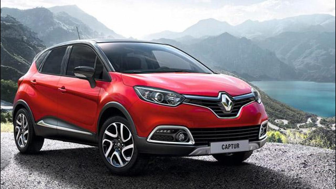 [Copertina] - Renault Captur Project Runway, prezzi da 21.550 euro
