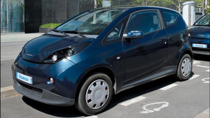 Bolloré con Renault, e Bluecar lascia l'Italia