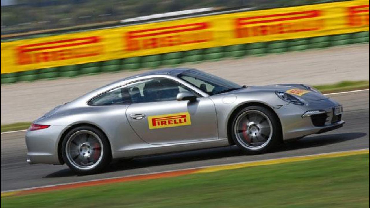 [Copertina] - Pirelli è il miglior fornitore di Porsche