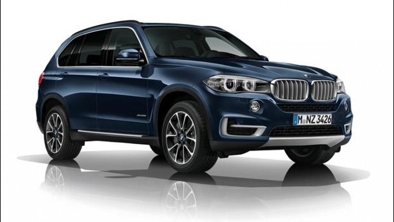 [Copertina] - BMW Concept X5 Security Plus