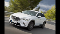 Mazda CX-3, bellezza compatta [VIDEO]