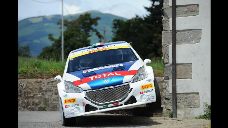 Peugeot 208 T16, il sogno di guidare un'auto da rally [VIDEO]