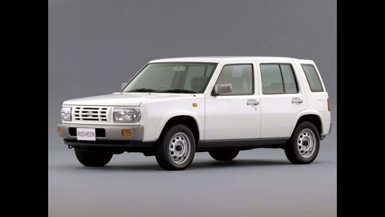 Nissan Rasheen