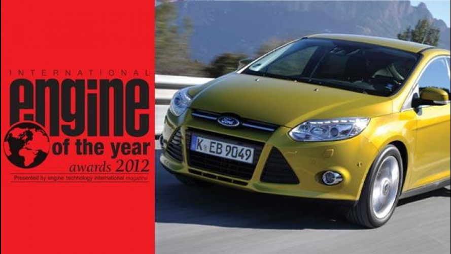 Ford EcoBoost 1.0 3 cilindri è International Engine of the Year 2012