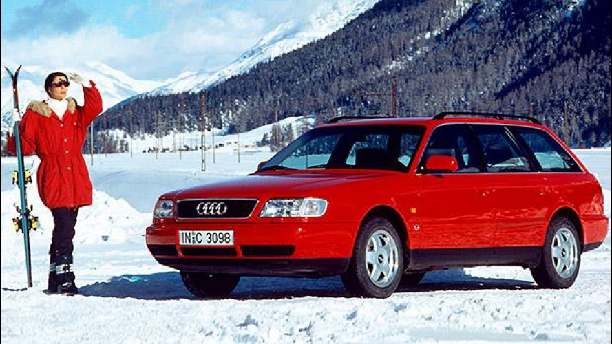 Audi A6, ne ha fatta di strada la