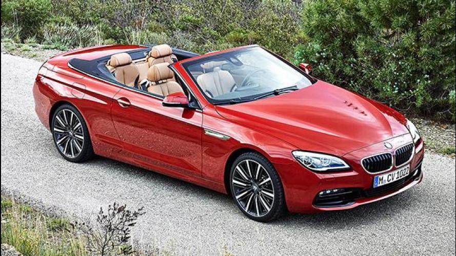 BMW Serie 6, un piccolo restyling