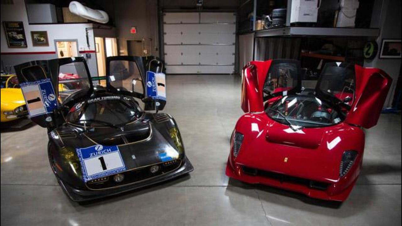 [Copertina] - Ferrari P 4/5 e P 4/5 Competizione sotto lo stesso tetto