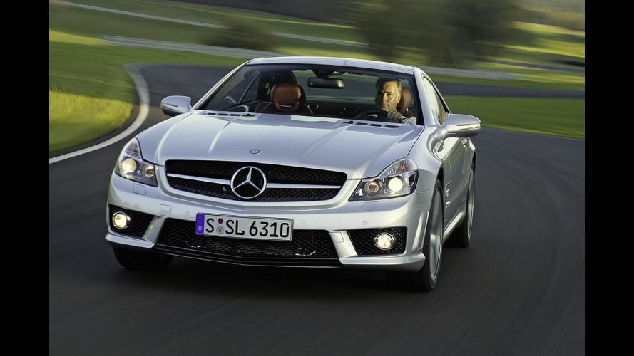 AMG: un 2008 da record