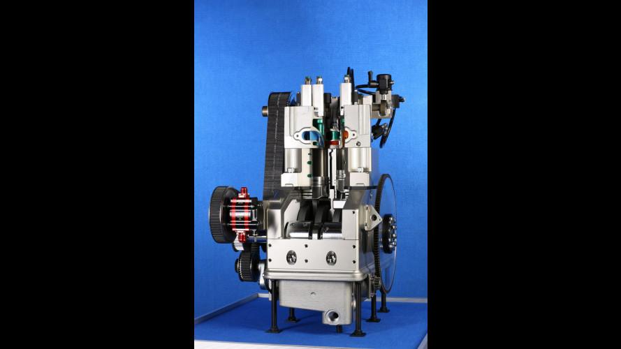 Il  motore Scuderi a ciclo separato